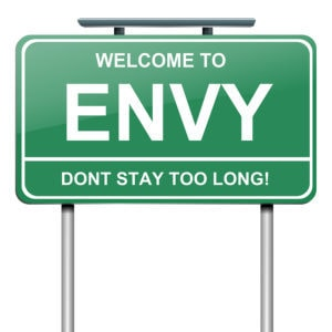 envy and habits