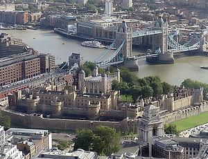 Facebook Timeline Tower of London