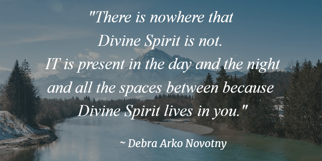 The Outline Of Living In Divine Presence