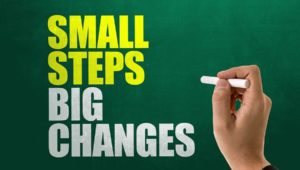 Small Steps Big Changes Coaching